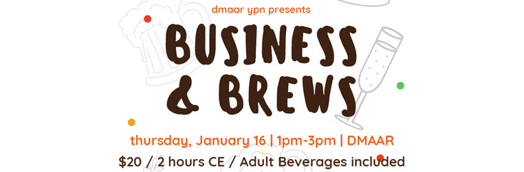 Business and Brews Event