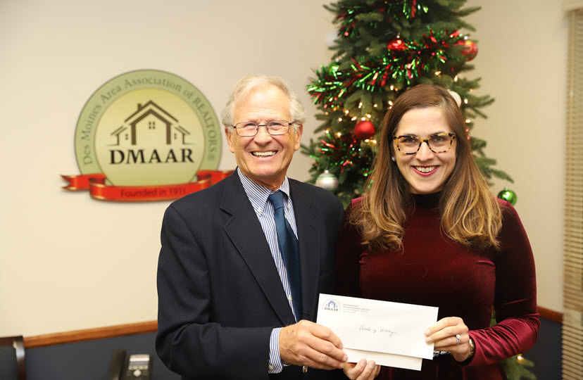 DMAAR Foundation Donates $70,000